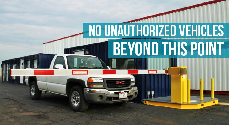 Entry of Unauthorized Vehicles