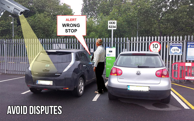 Unauthorized Parking